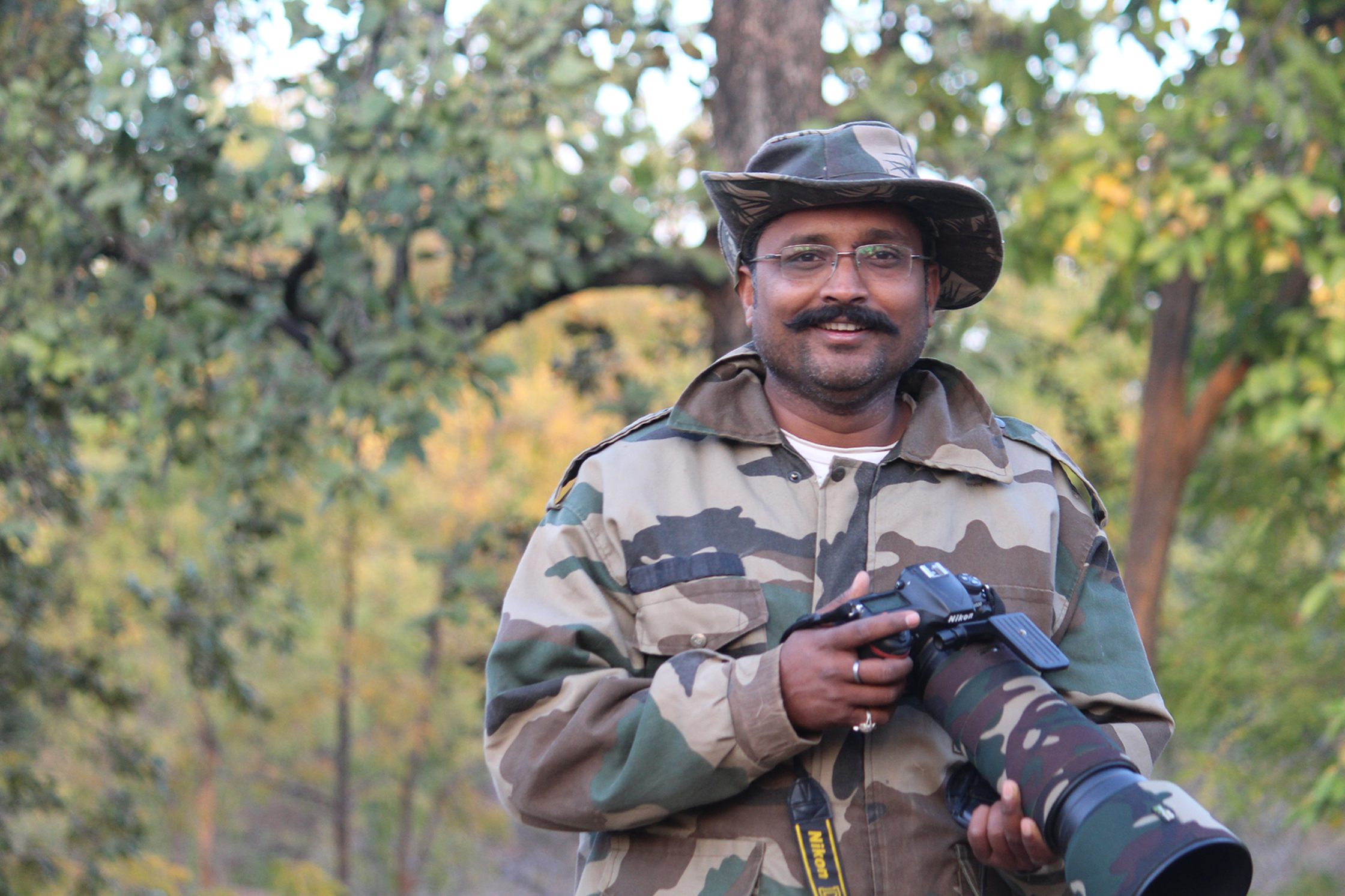 VBS Parihar, (R.O. Dubri) Sanjay-Dubri Tiger Reserve