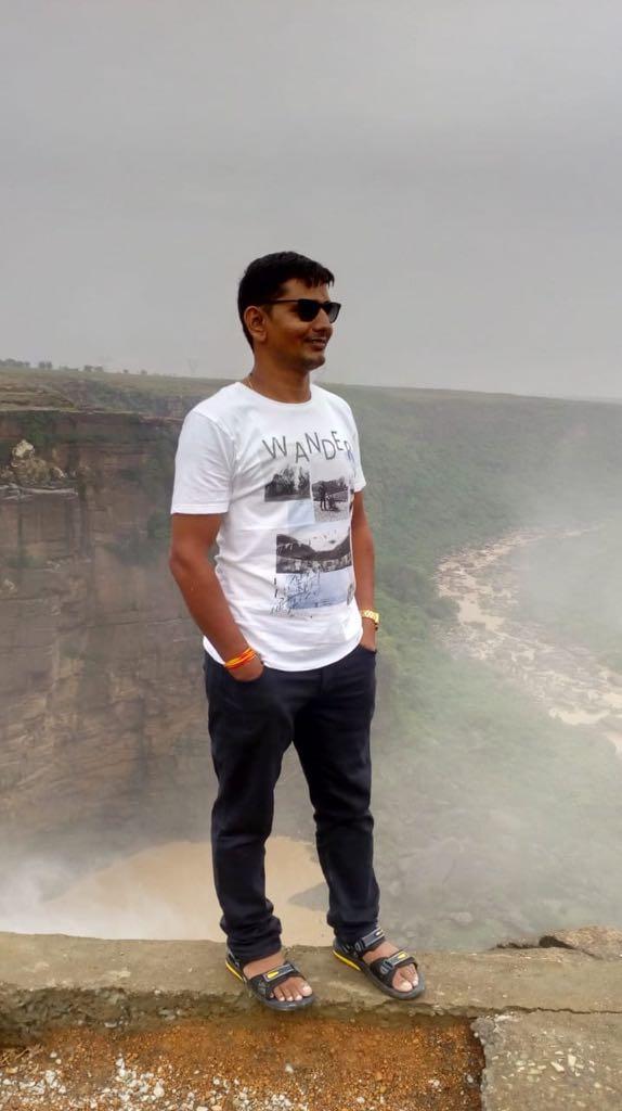 Dr. Lalit Patel (Onchologist, Jabalpur)